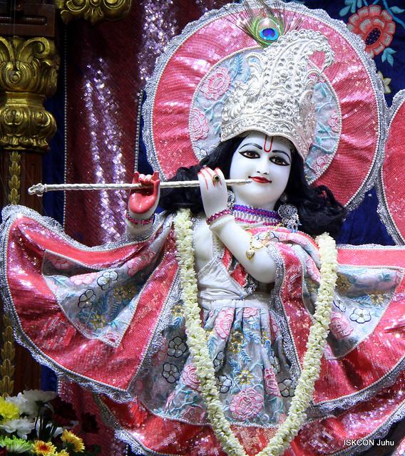 ISKCON Juhu Mangal Deity Darshan on 26th Sep 2019