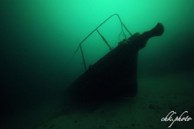 Mystic ship wreck
