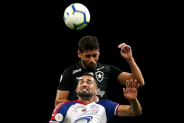 Bahia 2 x 0 Botafogo - 25/09/2019