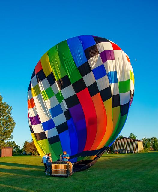 Macomb Balloon Rally 2019