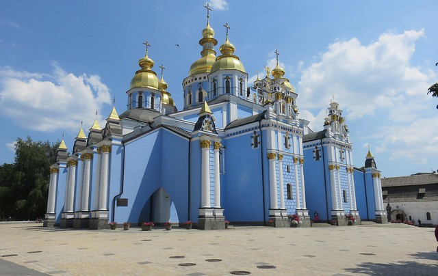 Saint Michael's Golden-Domed Monastery (Kyiv, Ukraine)