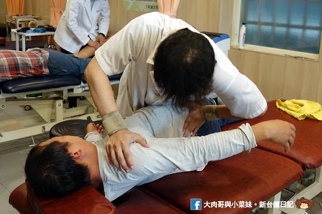 新達文西物理治療所 肩頸痠痛 徒手物理治療 復健 新竹 (19)