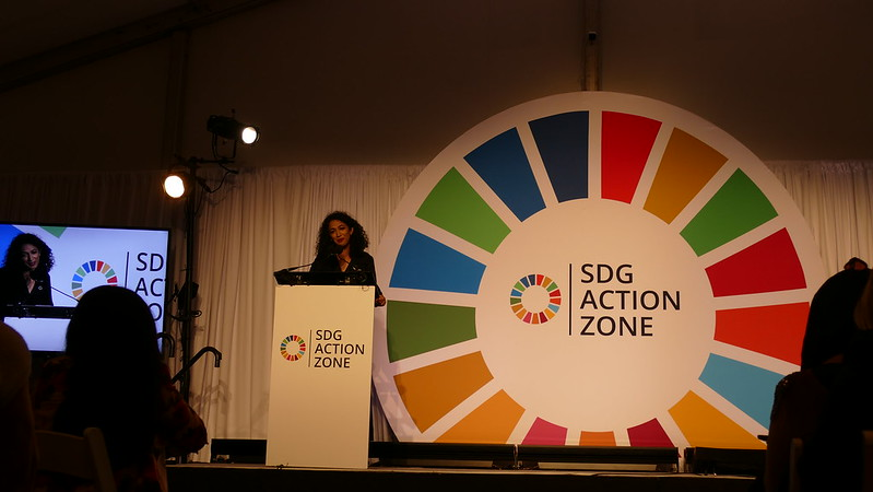 Day 3 SDG Action Zone