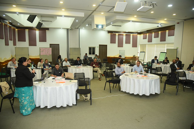 Regional workshop on climate services for water and hydropower sectors in South Asia
