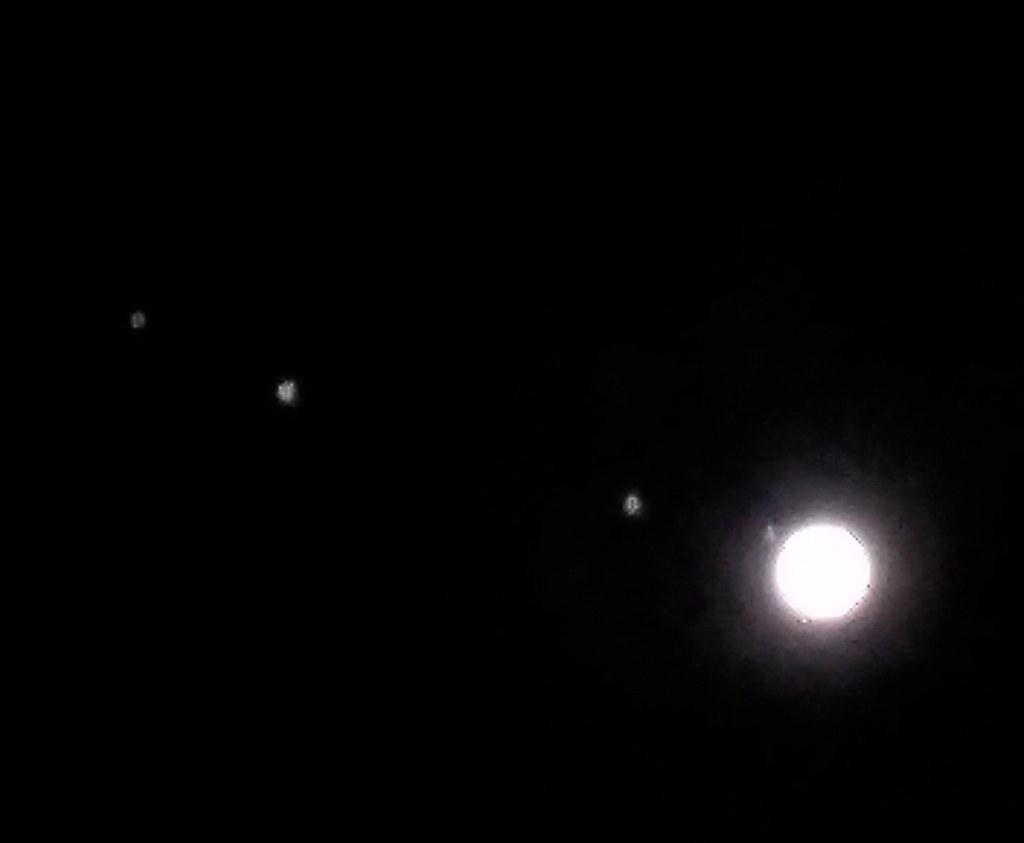 Jupiter 9-25-2019 about 7:50 pm