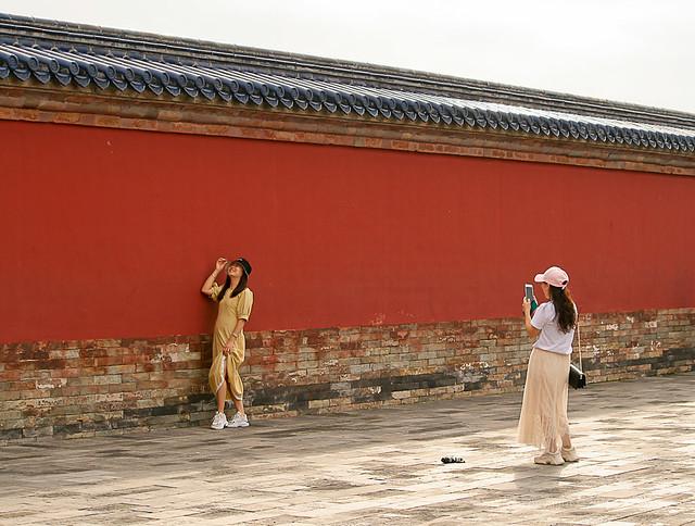 019Sep 15: Girls at The Wall
