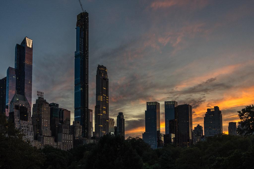Central Park cliché