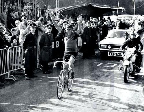 1971 HERMAN VANSPRINGEL Belgian Champion