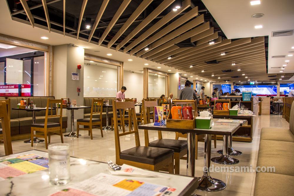 Рестораны Тук Ла Ди в Паттайе