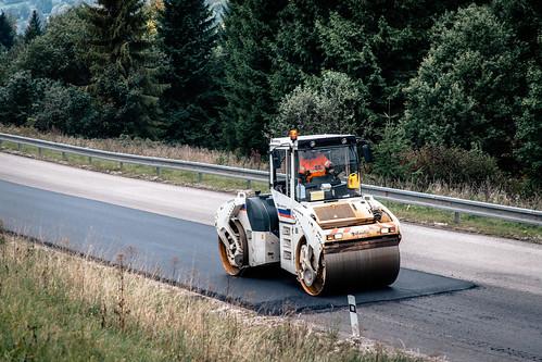 Rekonštrukcia cesty II/583 Gbeľany - Zázrivá vdĺžke 1230 m