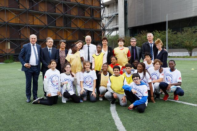 10ème Journée nationale du sport scolaire