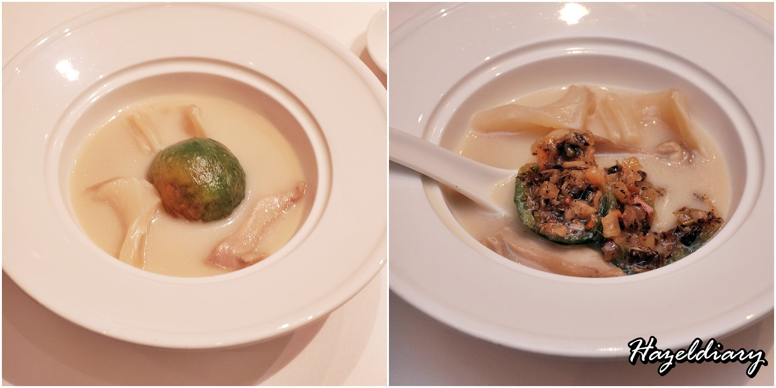 Wan Hao Chinese Restaurant -Marriott-Double-boiled soup