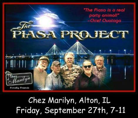 Piasa Project 9-27-19