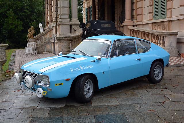 Lancia Fulvia Sport 1,3 S by Zagato