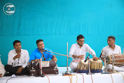 Sukh and Ramesh presented devotional song, Batala, PB