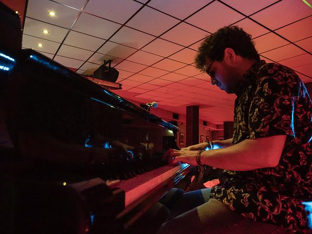 20190920 Alberto Raya Trio