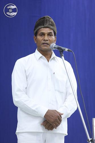 Speech by Rishi Pal, Bhagwanpur, UK