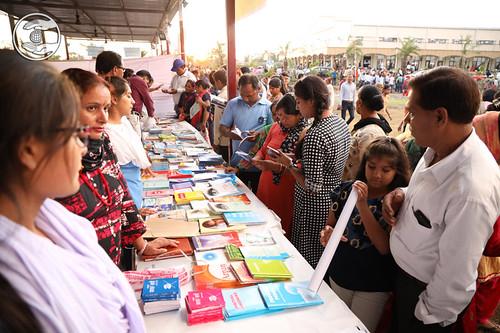 Stall in Samagam Ground, Dehradun