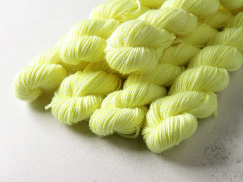 Yarn Advent Calendar day 12: Limoncello