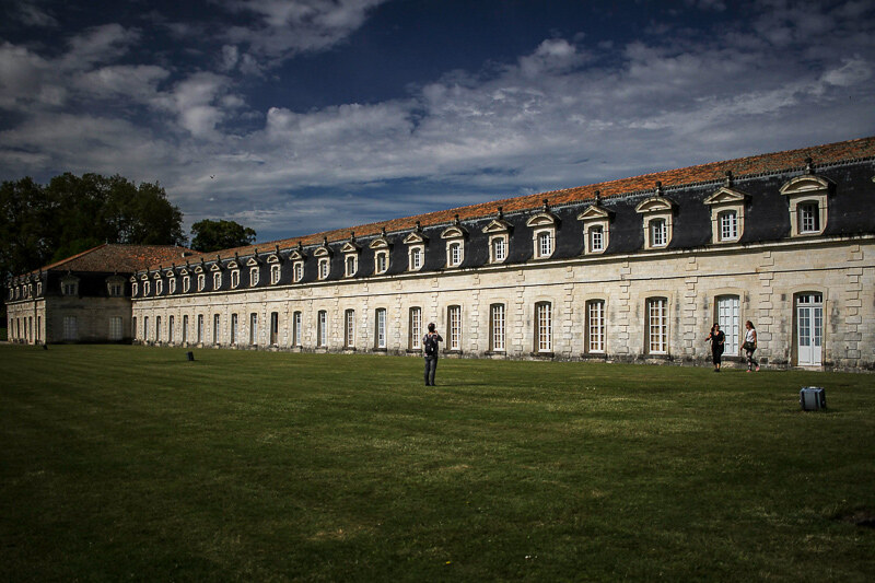 Alrededores de La Rochelle