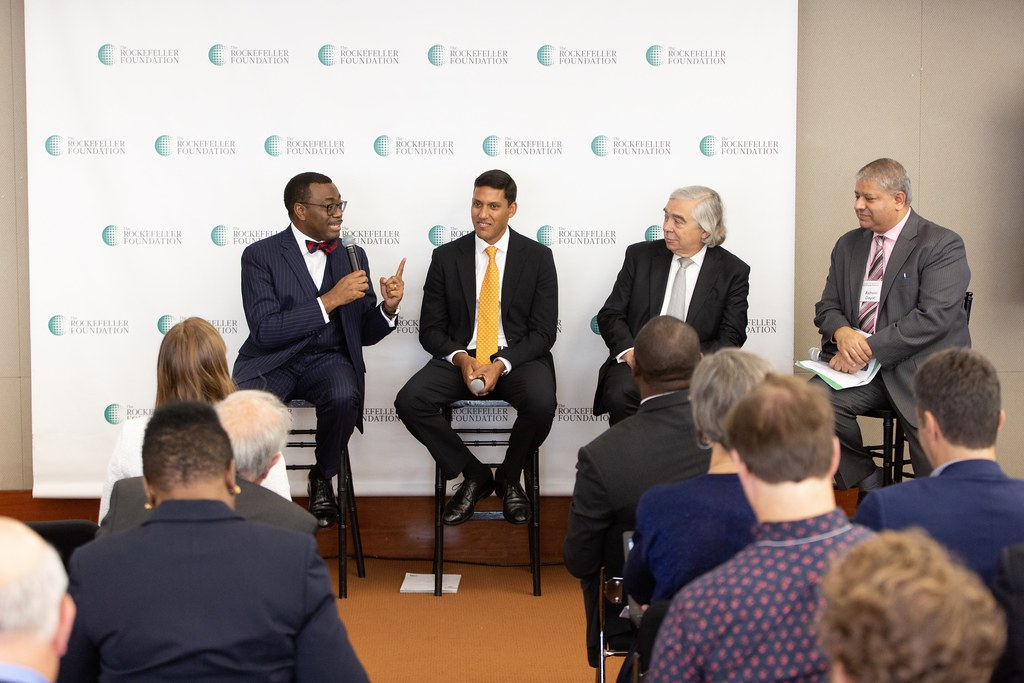 The Rockefeller Foundation Event on Commissioners of the Global Commission to End Energy Poverty