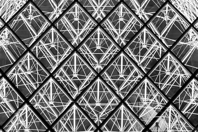 structure de la pyramide