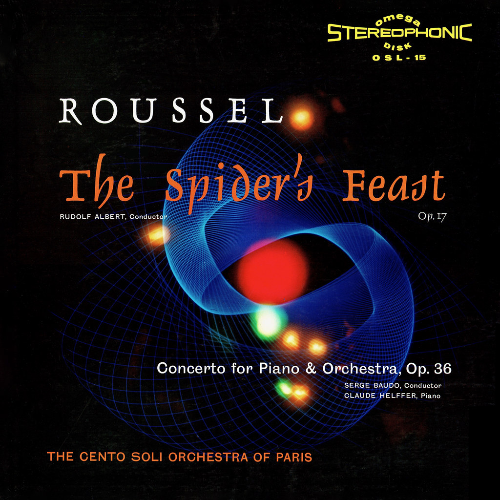 Albert Roussel - The Spider's Feast