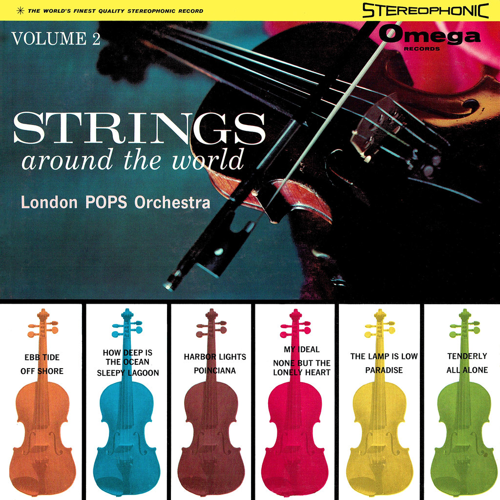 London Pops Orchestra - Strings Around the World