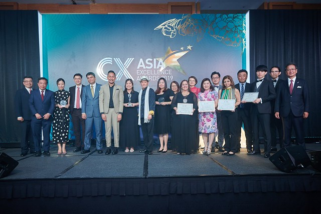 Customer Experience Asia Excellence Awards 2019