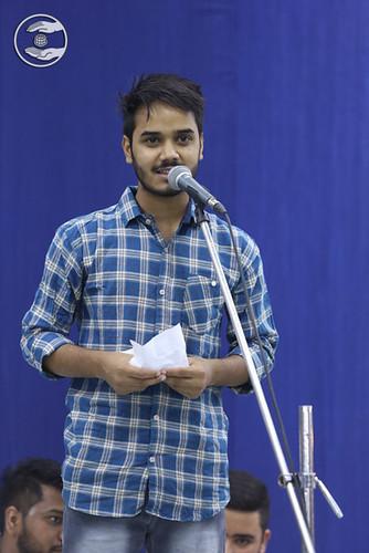 Hindi kavita presented by Satish, Dehradun, UK