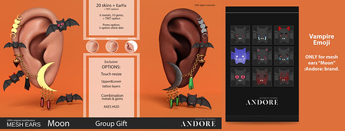 :ANDORE: @ New group gift!