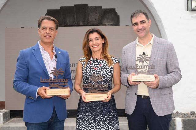 Premios del Turismo Las Palmas de Gran Canaria 2019