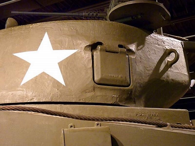M4A3E8 Sherman 4