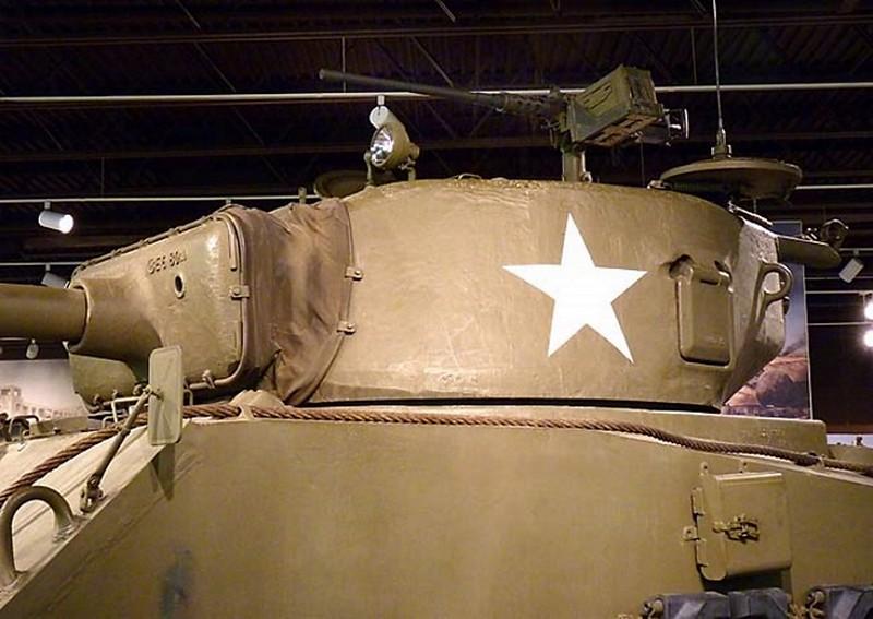 M4A3E8シャーマン3