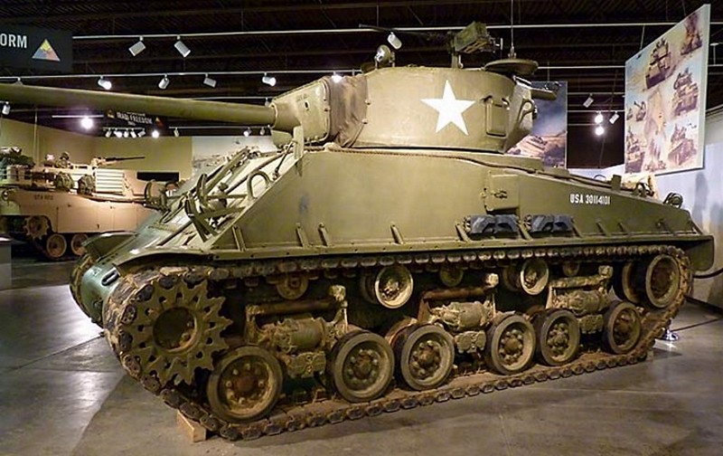 M4A3E8シャーマン2