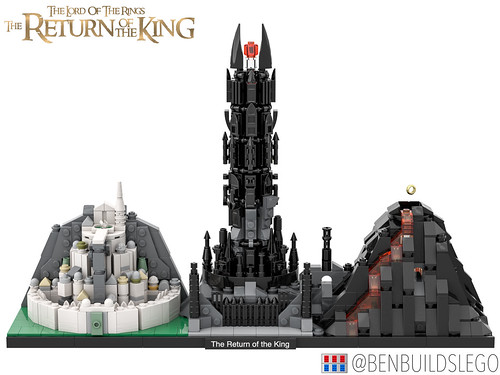 Lego The Lord of the Rings: The Return of the King