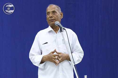 Speech by Kalam Singh Rawad, Dehradun
