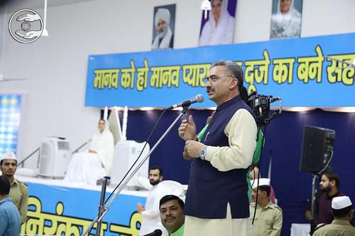 Shri Sunil Uniyal, Mayor of Dehradun