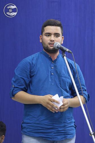 Aditey Bijwan presented Hindi Kavita, Dehradun, UK