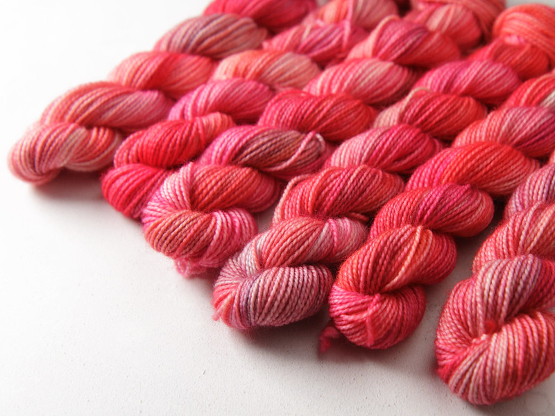 Yarn Advent Calendar day 18: Amaryllis