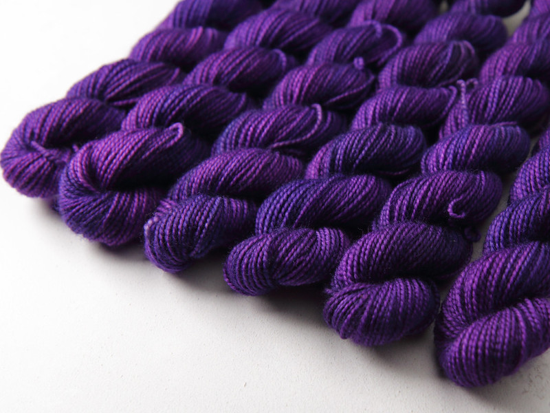 Yarn Advent Calendar day 7: Regalia