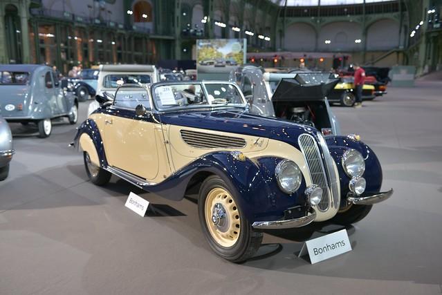 1939 BMW 327/328 Cabriolet Sport