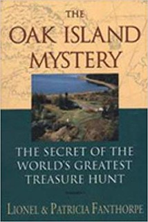 The Oak Island Mystery: The Secret of the World's Greatest Treasure Hunt - Lionel & Patricia Fanthorpe