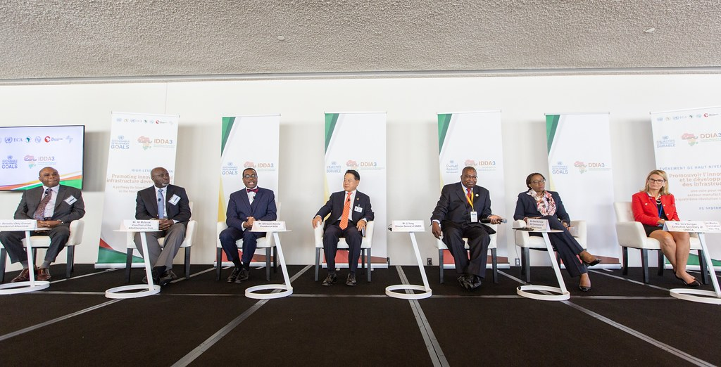UNGA 74 - High-Level Event on IDDA III Promoting innovation and infrastructure development A pathway for boosting manufacturing in the 4th Industrial Revolution :