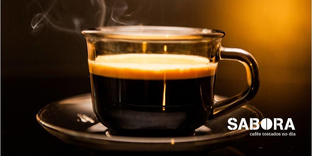 café expreso en tipos de café