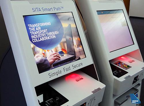 SITA kiosko Smarth Pass (RD)