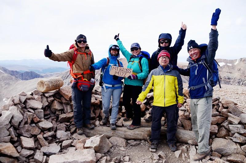 Taken at Mount Bross' summit (6)