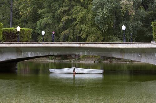 landscape bucurești românia park carol sector4 lake bridge boats