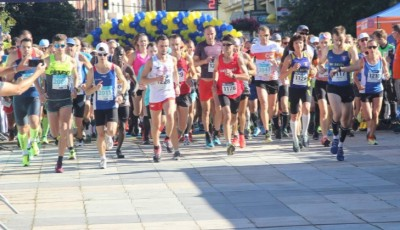 Ostrava city marathon ovládl centrum města