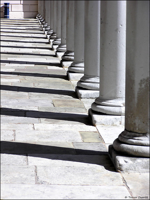 Old Royal Naval College, Greenwich, London P9170050